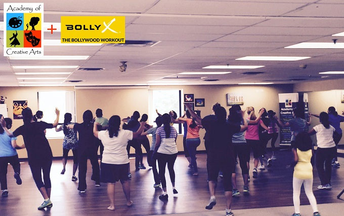 Academy Of Creative Arts Launches BollyX Dance Workout Program And Garba Workshop