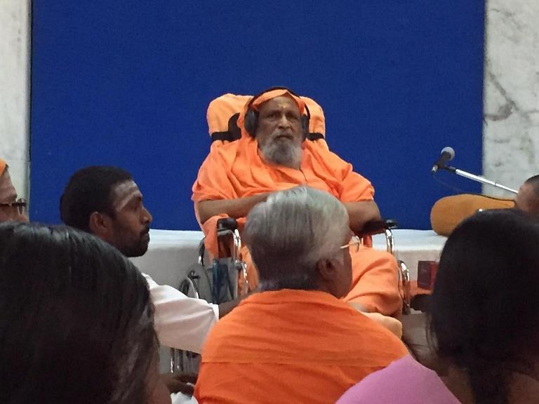 Obituary: Swami Dayananda Sarsawati Ji Attains Mahasamadhi
