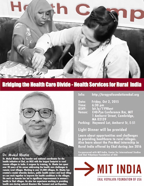 Bridging The Healthcare Divide - Health Services For Rural India