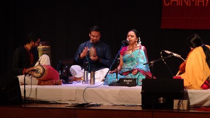 Sudha Raghunathan - A Fabulous Concert