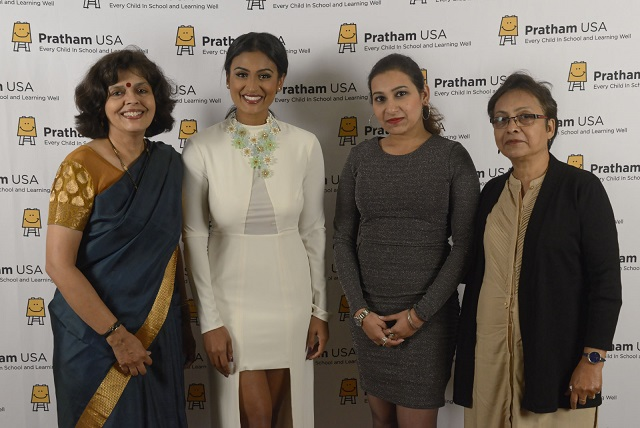 Pratham Boston Raises $340,000 At 2015 Fundraising Gala For Education In India