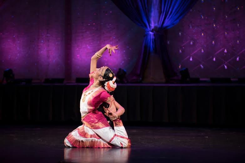 Nikita Patel Raises More Than $5100 For AIF At Her Arangetram