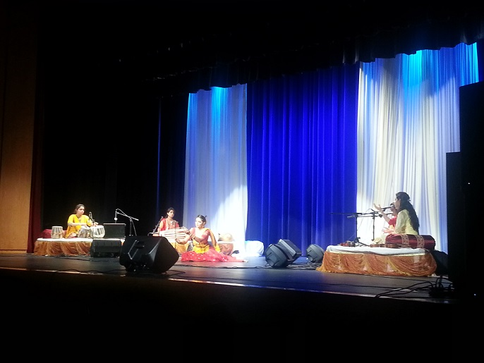 Sakhi Plays To A Full House
