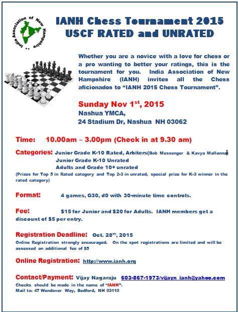 IANH Chess Championship -2015