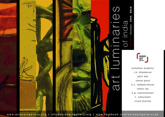 Asian Art Gallery: Art Luminaries Of India