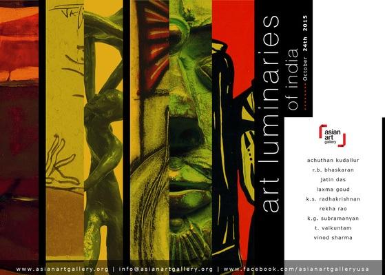 Asian Art Gallery: Art Luminaries Of India