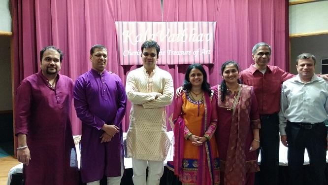 Rahul Deshpande Mesmerizes New Englanders