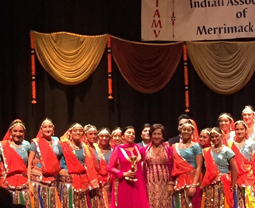 IAMV Hosts Diwali Mela And Cultural Event