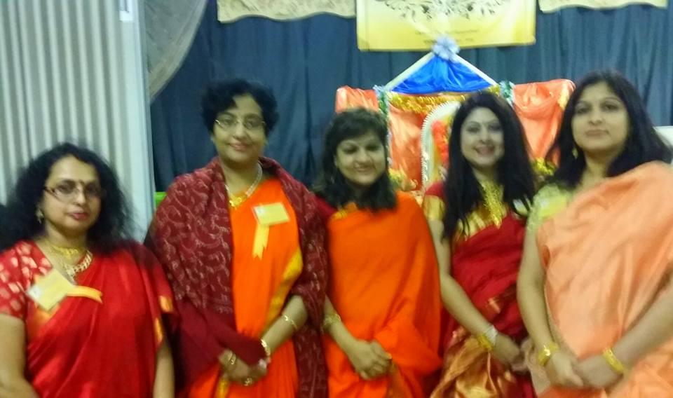 Yugaantar Celebrates Kali Puja