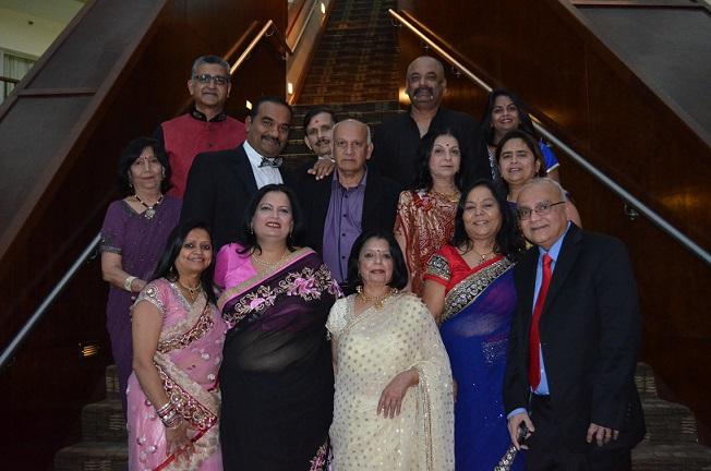Gurjar Hosts Annual Diwali Dinner