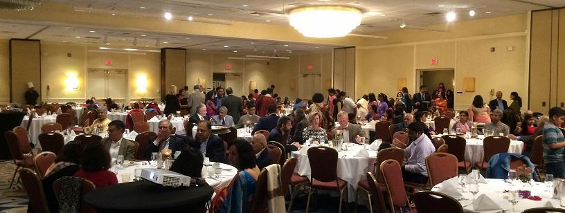 Chinmaya Mission Boston Celebrates Diwali 2015