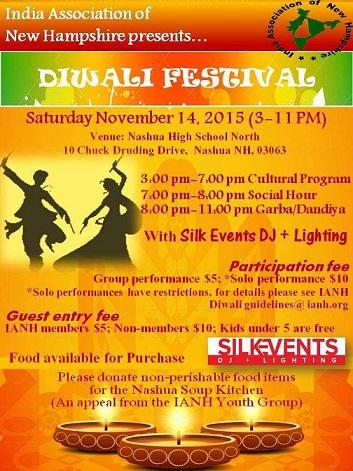 IANH To Celebrate Diwali Festival