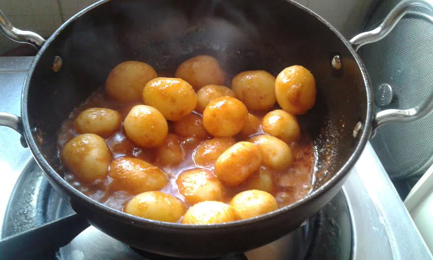 Recipes  - Yum Potatoes