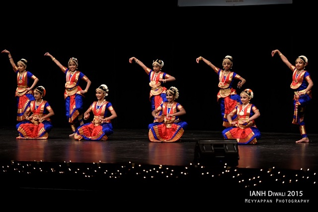 Over 500 Attend IANH Diwali Festival