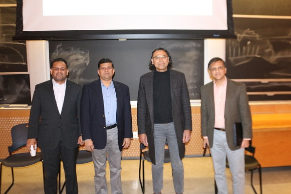 IIT AGNE Sponsors Healthcare And Life Sciences Panel