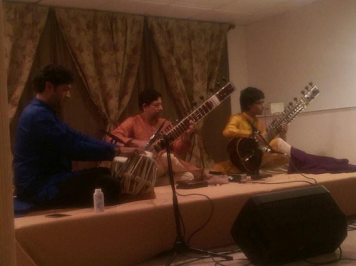 Father-Son Sitar Jugalbandi  - A Thrilling Performance