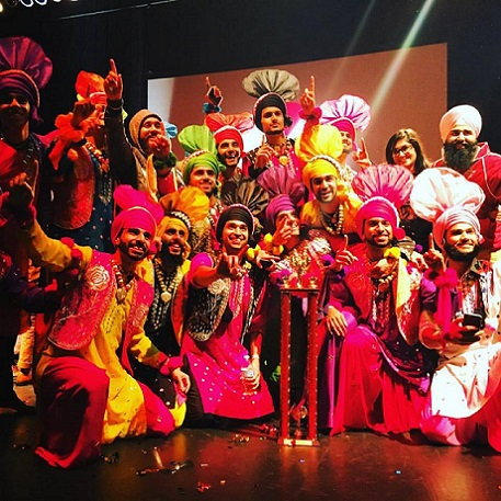 Boston Bhangra Rocks Orpheum