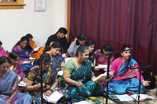 Thiruppugazh Musical Worship:  Skanda Sashti At The Hindu Temple Of New Hampshire