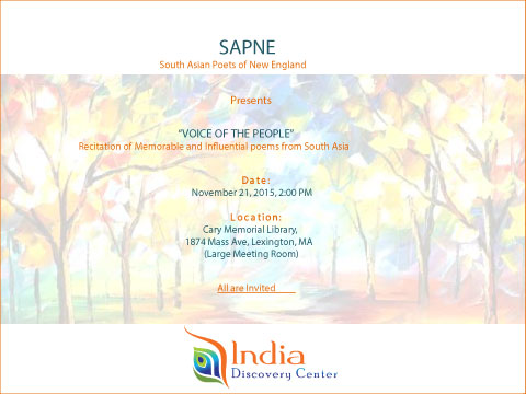 "SAPNE Hosts ""Voice Of The People"""