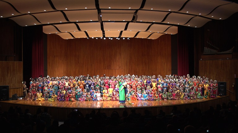 Triveni School Of Dance Showcases Its 39th Annual Indian Classical Dance Show