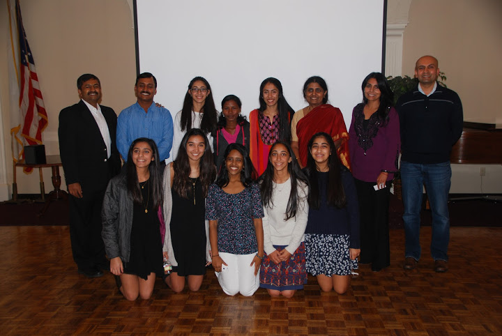 AIF New England Chapter Hosts LAMP Beneficiary Pushpanjali
