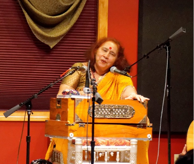 Kiran Nath And Friends Mesmerize In Ghazal Fans Club's Shaam-E-Ghazal