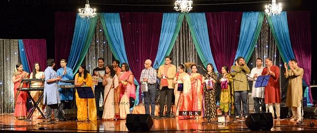 Deepavali Tamil Music Show