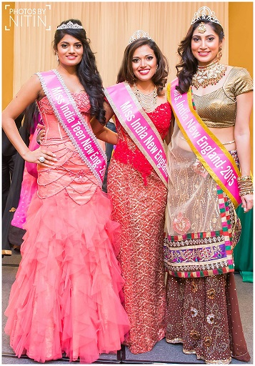 Miss India New England 2015 Crowned
