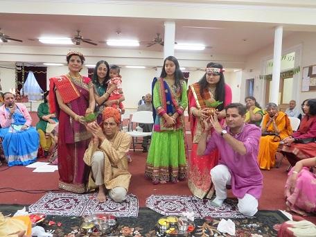 Tulsi Vivah At Satsang Center
