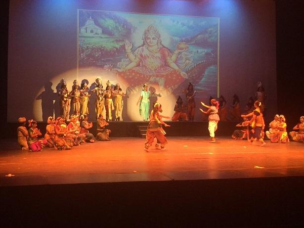 Tripaadi Ganga: A Fundraiser For The Om Hindu Cultural Center