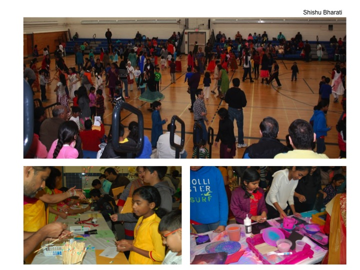 "Shishu Bharati Celebrated ""Indian Arts And Crafts Festival"" In Lexington"