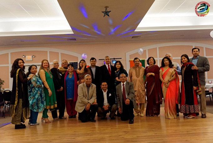 Indian American For Burlington Holiday Event
