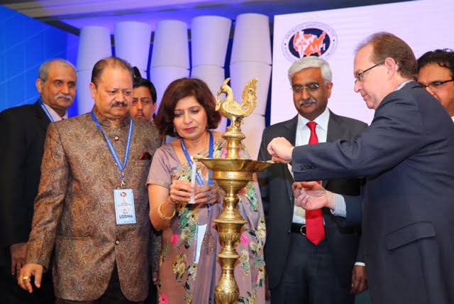 AAPI's 10th Annual Global Healthcare Summit Inaugurated In New Delhi