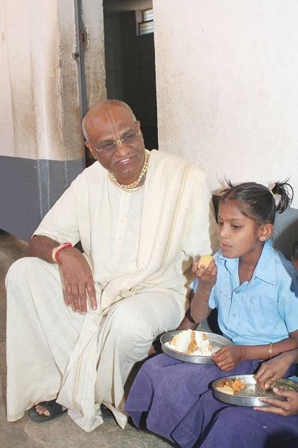 Chairman Madhu Pandit Dasa Receives Padma Shri Award