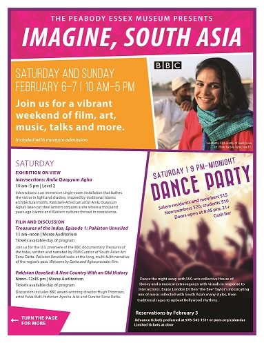PEM Presents Imagine South Asia