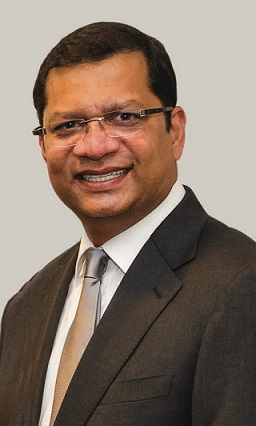 AIF New England Chapter Announces Santhana Krishnan As President  And Its Council Of Governors