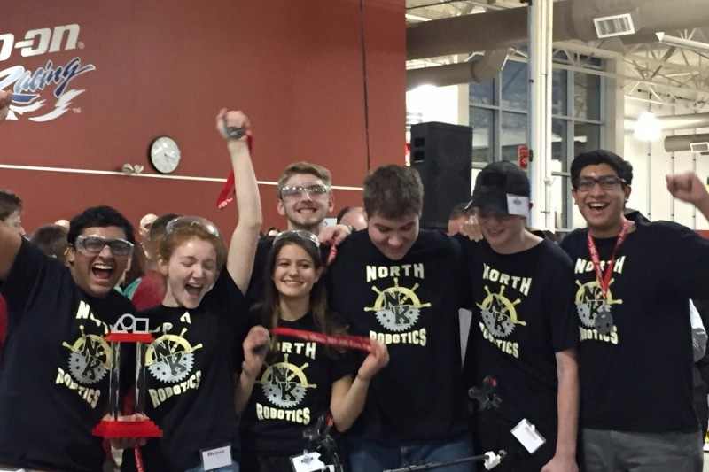 An Appeal From The North Kingstown Robotics Team - Regional Finals