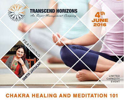 Smita Jayakar: Chakra Healing And Meditation Workshop