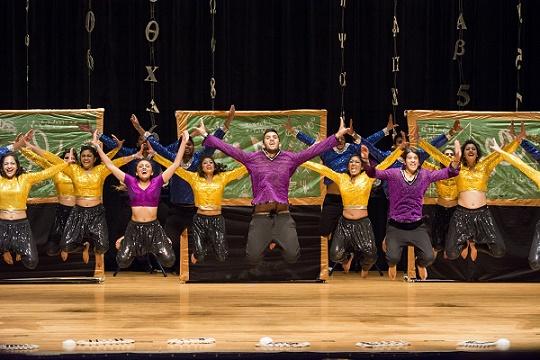 South Asian Showdown Dance 2016