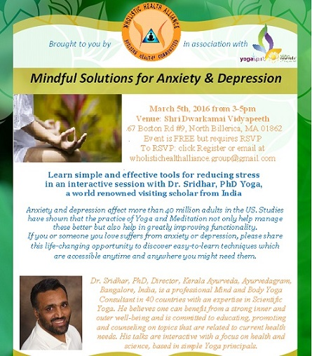 Mindful Solution For Anxiety And Depression