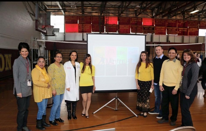 IMANE Conducts Be Fit, Be Cool - Obesity Awareness Campaign