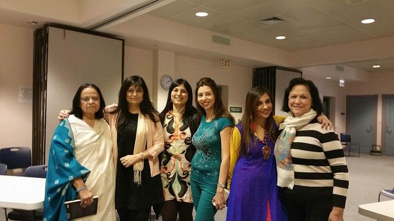IMANE Holds Women's Forum Meeting