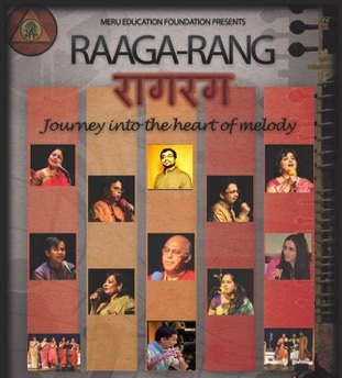 """Journey To The Heart Of Melody"" <br>Conversation With Shekhar Shastri, Creative Director Of Raaga-Rang"