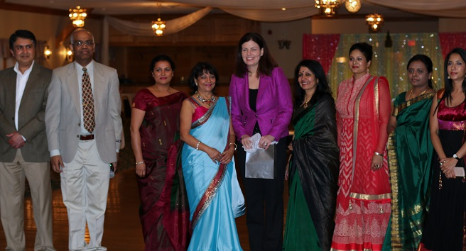 India Association Of New Hampshire Dawat 2016 Fundraiser - Raises $15000