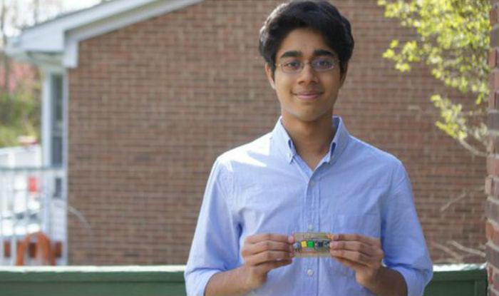 16-year Old Mukund Venkatakrishnan Creates Low-Cost Hearing Aid