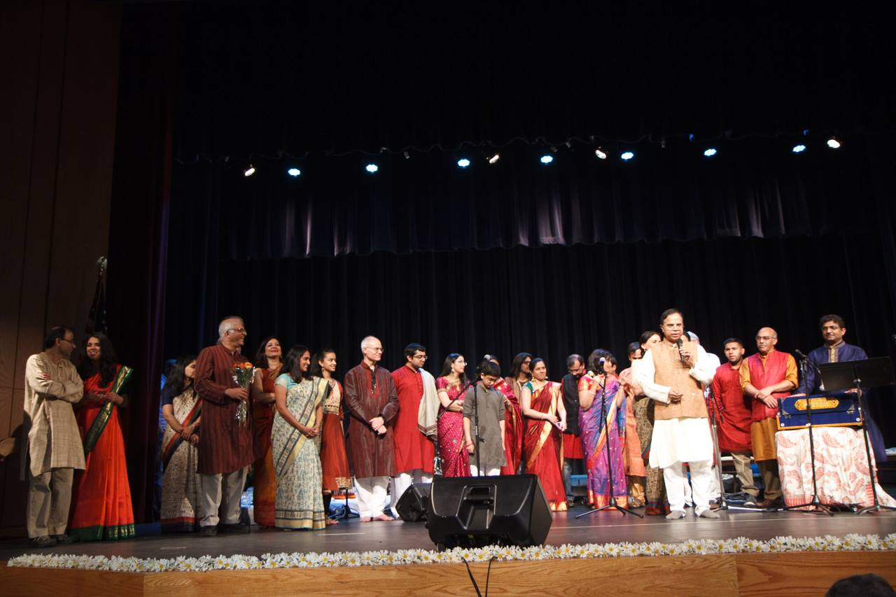 Melodic Journey Through The Indian Landscape