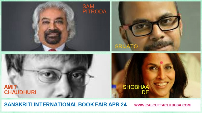 Calcutta Club Second Annual South Asian Book Fair