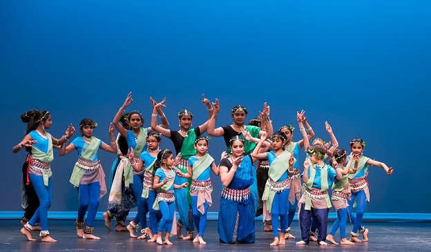 AID Boston And Upasana's Sheva..my Precious Treasure Dance Concert Enthralls The Boston Audience