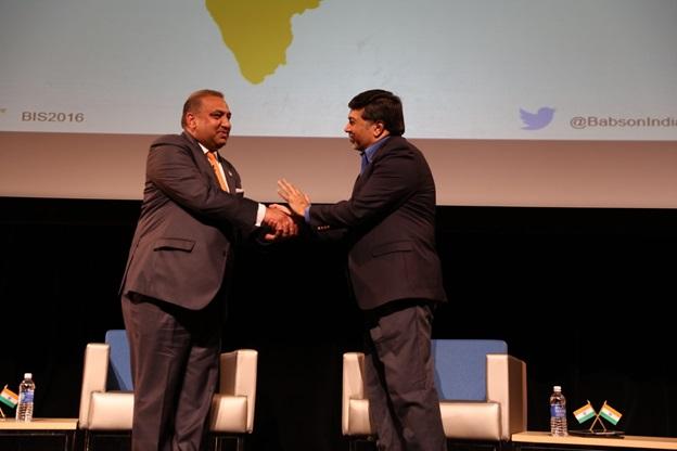 Babson India Symposium 2016