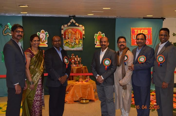 TAGB Celebrates Ugadi With Much Fanfare